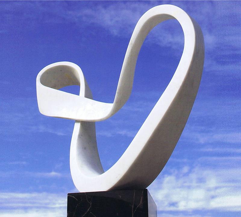 Vajarstvo-skulpture - Page 6 10-1997_MUTO_cerchio_di_vento